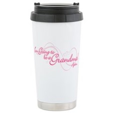 Funny Grandma to be again Travel Mug