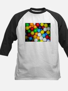 gumballs candy Baseball Jersey