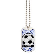 soccer Dog Tags