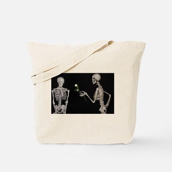 Cute Anti valentine Tote Bag