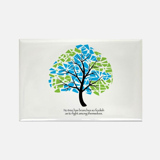 Peace Tree - Magnets