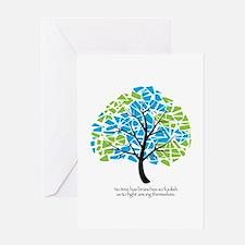 Peace Tree - Greeting Cards