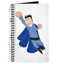 funny super hero Journal