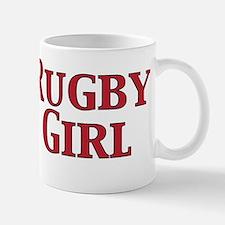 Rugby Girl Mugs