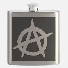 Anarchy America Flask