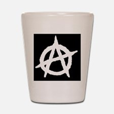 Anarchy America Shot Glass