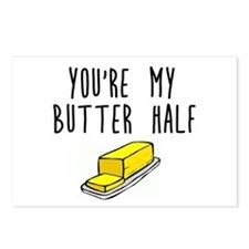 Butter Postcards (Package of 8)
