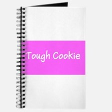 Tough Cookie Breast Cancer Pink for Flo Journal