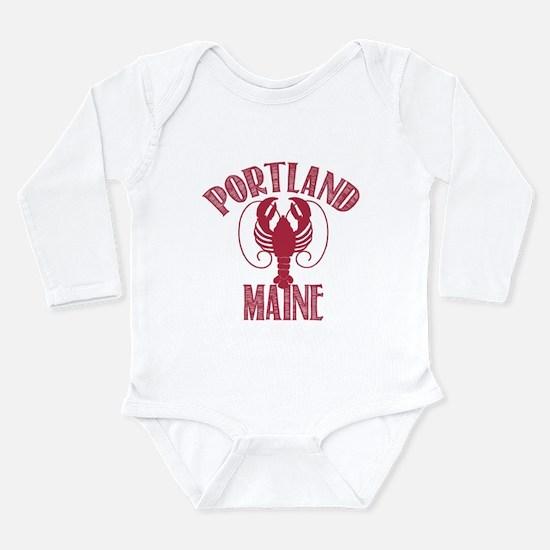 Portland Maine Body Suit