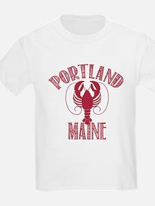 Portland Maine T-Shirt