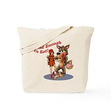 Good Enough To Eat Tote Bag