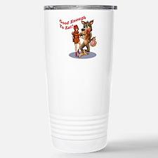 Good Enough To Eat Travel Mug