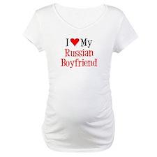 Love My Russian Boyfriend Shirt