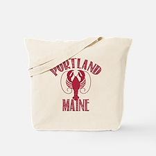 Portland Maine Tote Bag