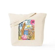 Israel, Tote Bag
