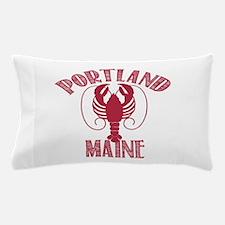 Portland Maine Pillow Case