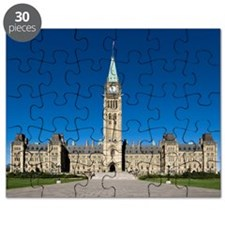 The Peace Tower Puzzle