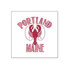 Portland Maine Sticker