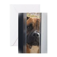 I'll be here when you come home Greeting Card