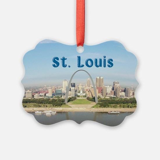 St. Louis Ornament