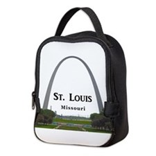St. Louis Neoprene Lunch Bag