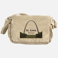 St. Louis Messenger Bag
