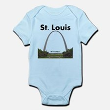 St. Louis Infant Bodysuit