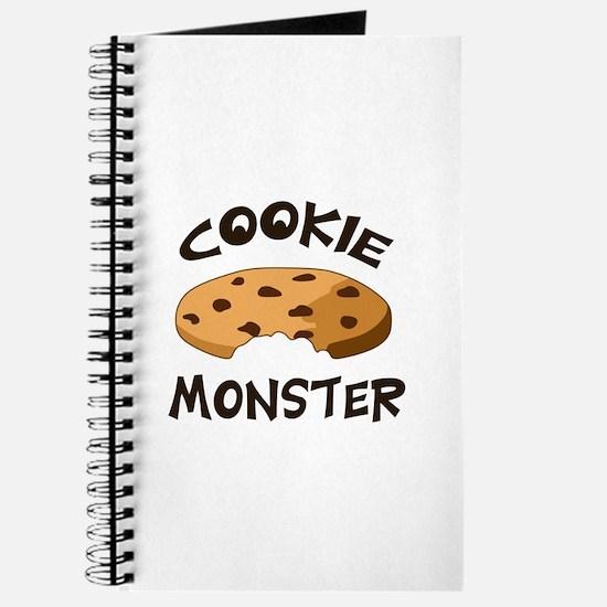 COOKIE MONSTER Journal