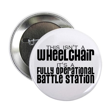 Operational Battle Station Button