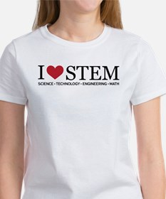 I Love STEM T-Shirt