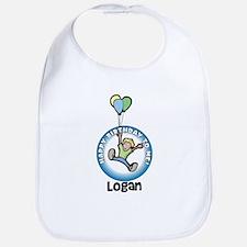 Logan: Happy B-day to me Bib