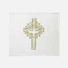 HOLY SPIRIT Throw Blanket