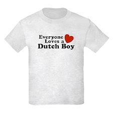 Everyone Loves a Dutch Boy T-Shirt