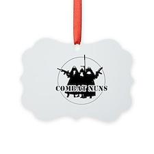 Combat Nuns Ornament