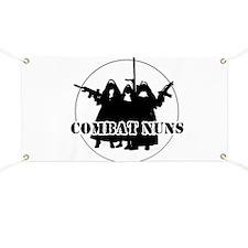 Combat Nuns Banner