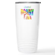 Cool Donnie Travel Mug