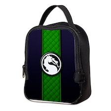 Mortal Kombat Logo - Reptile Neoprene Lunch Bag