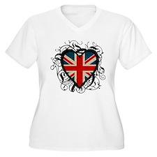 Heart England T-Shirt