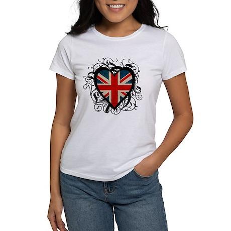 Heart England Women's T-Shirt