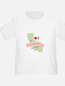 California Golden State T-Shirt