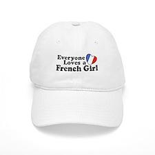 Everyone Loves a French Girl Baseball Cap