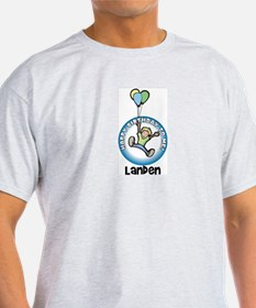 Landen: Happy B-day to me T-Shirt