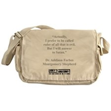 ACTUALLY... Messenger Bag
