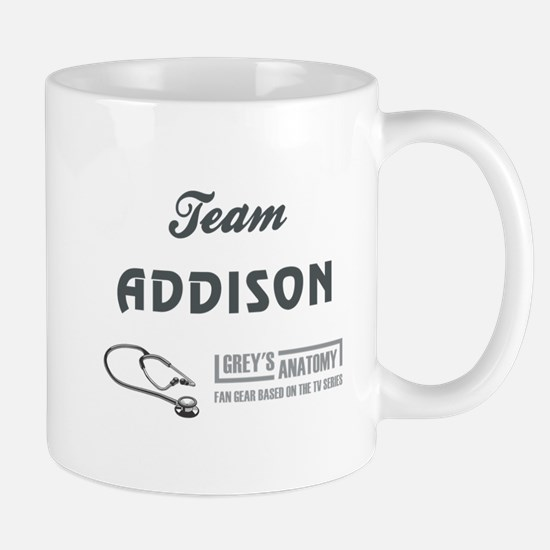 TEAM ADDISON Mugs
