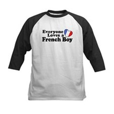 Everyone Loves a French Boy Tee