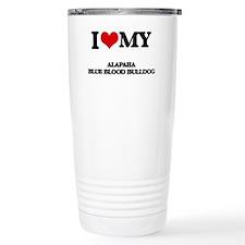 I love my Alapaha Blue Travel Mug