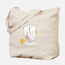 Customizable Fortune Cookie - Chinese Tak Tote Bag
