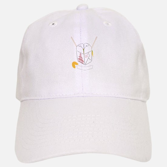 Customizable Fortune Cookie - Chinese Takeout Baseball Baseball Cap