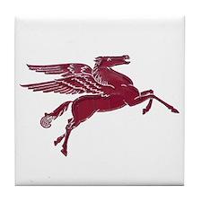 Pegasus Painterly Tile Coaster