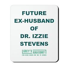 FUTURE EX-HUSBAND Mousepad